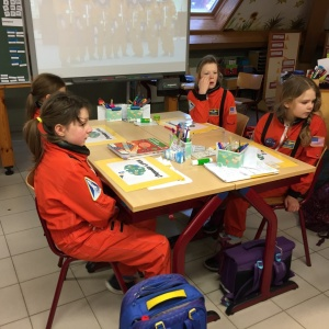 Astronautenworkshop 5A