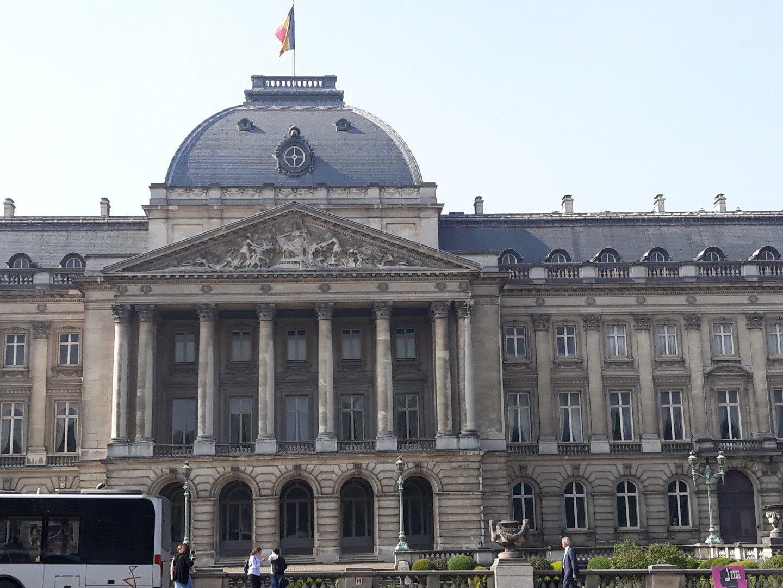 Uitstap naar Brussel