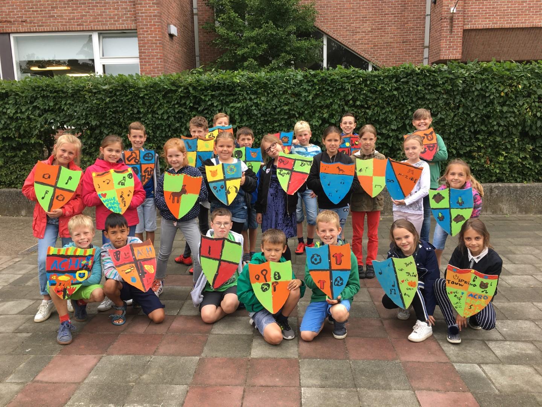 4A – ridders en jonkvrouwen