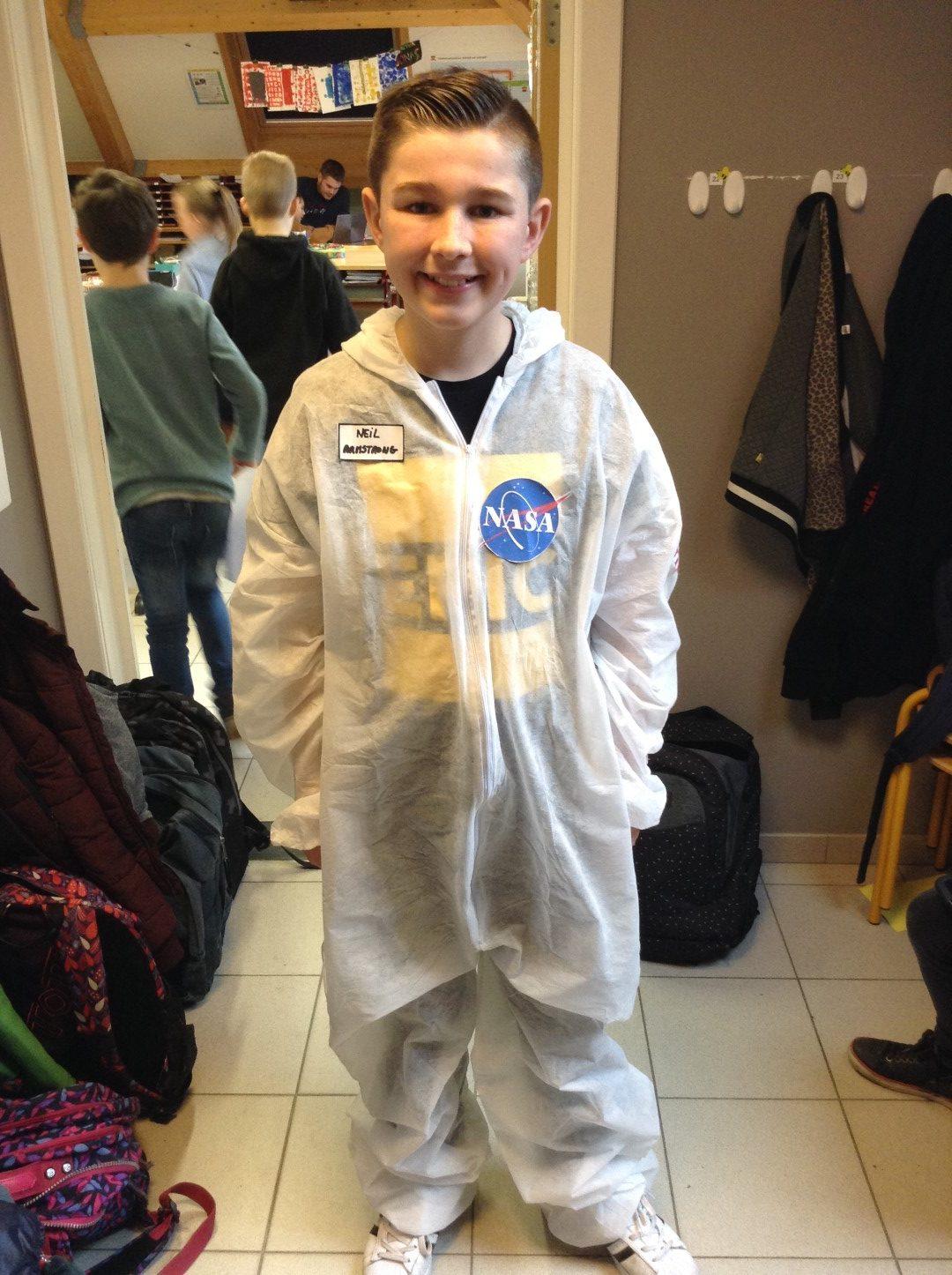 Project 'Mission Mars' in 5de leerjaar