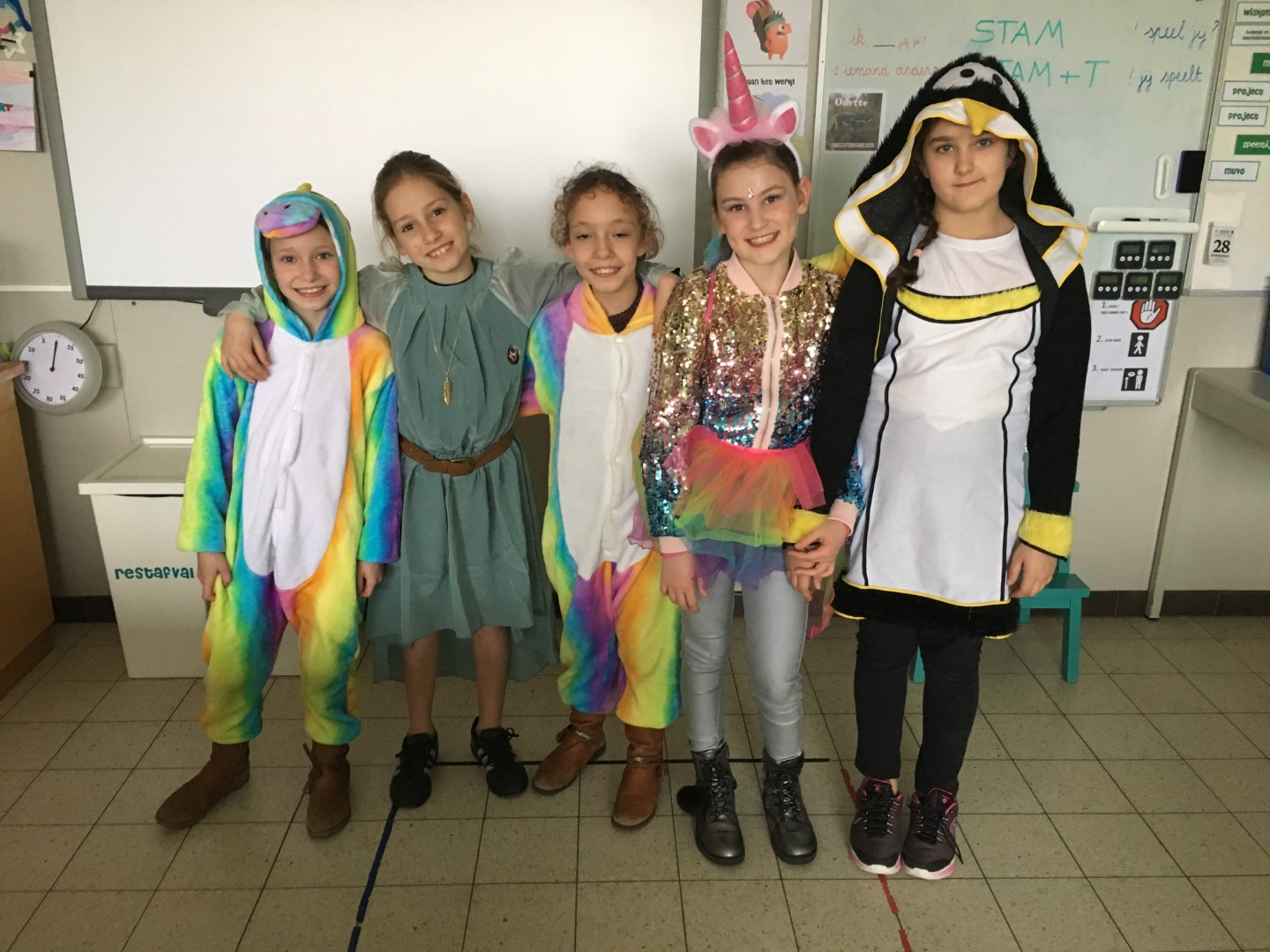 Carnaval in 4A