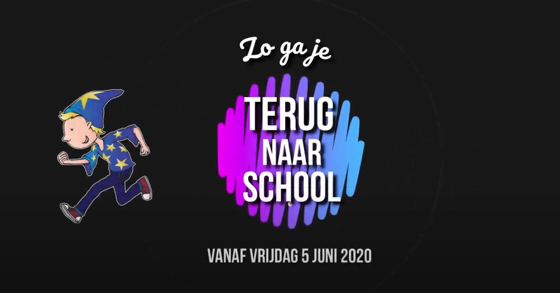 Terug naar school! – 4A-C & 6de leerjaar
