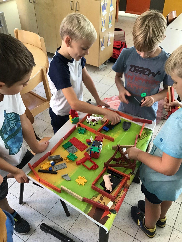 2A bouwt kinderboerderij
