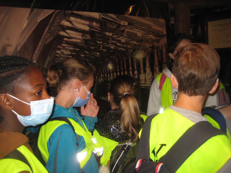 6A gaat op schoolreis naar Beringen en Bokrijk