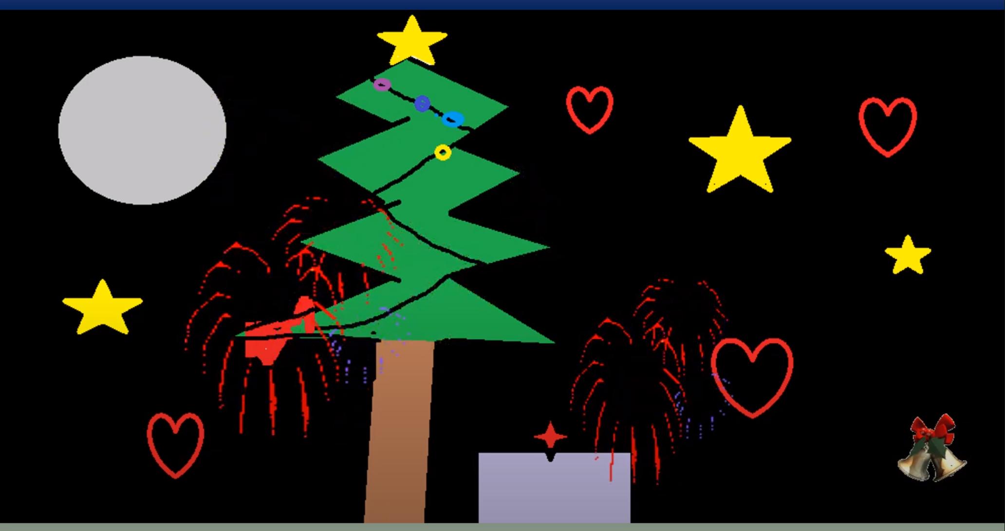 3B heeft een kerstboodschap!